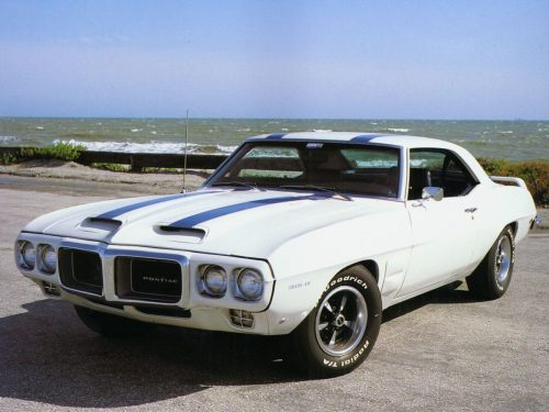 Pontiac Firebird Trans 1969